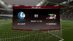 Soi kèo từ sàn châu Á Gent vs Oostende, 02h45 ngày 09/3