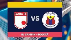 Soi kèo từ sàn châu Á Santa Fe vs Deportivo Pasto, 08h00 ngày 09/3