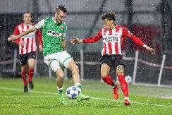 Soi kèo từ sàn châu Á Jong PSV vs Dordrecht, 03h00 ngày 10/3