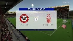 Soi kèo từ sàn châu Á Brentford vs Nottingham, 19h30 ngày 20/3