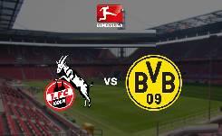 Soi kèo từ sàn châu Á FC Koln vs Dortmund, 21h30 ngày 20/3