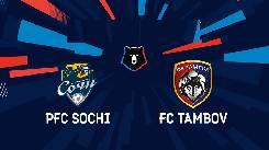 Soi kèo từ sàn châu Á Sochi vs Tambov, 23h00 ngày 19/3