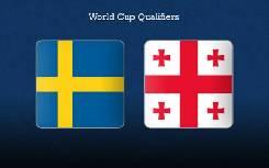 Nhận định, soi kèo Thụy Điển vs Georgia, 02h45 26/03