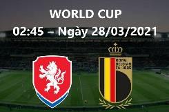 Soi kèo từ sàn châu Á Séc vs Bỉ, 02h45 ngày 28/3
