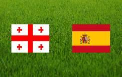 Nhận định, soi kèo Georgia vs Tây Ban Nha, 23h00 28/03