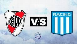 Soi kèo từ sàn châu Á River Plate vs Racing Club, 04h30 ngày 29/3