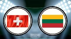 Soi kèo từ sàn châu Á Thụy Sỹ vs Lithuania, 01h45 ngày 29/3