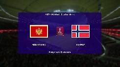 Nhận định, soi kèo Montenegro vs Na Uy, 01h45 31/03