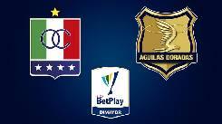 Nhận định, soi kèo Rionegro Aguilas vs Once Caldas, 08h00 ngày 01/4
