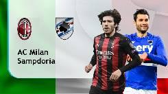 Nhận định, soi kèo AC Milan vs Sampdoria, 17h30 ngày 03/4