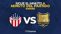 Nhận định, soi kèo Junior Barranquilla vs Rionegro Aguilas, 08h00 ngày 05/4