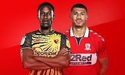 Nhận định, soi kèo Middlesbrough vs Watford, 18h30 ngày 5/4
