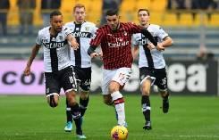 Nhận định, soi kèo Parma vs AC Milan, 23h00 10/04
