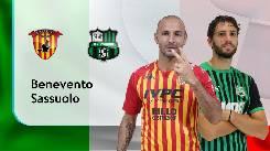 Nhận định, soi kèo Benevento vs Sassuolo, 01h45 ngày 13/4