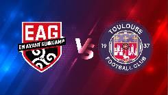 Nhận định, soi kèo Guingamp vs Toulouse, 01h45 ngày 13/4