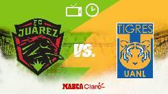 Nhận định, soi kèo Juarez vs Tigres UANL, 09h00 ngày 15/4