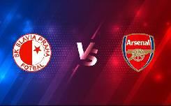 Nhận định, soi kèo Slavia Praha vs Arsenal, 02h00 16/04