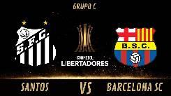 Nhận định, soi kèo Santos vs Barcelona SC, 05h15 ngày 21/4