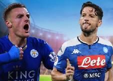 Soi kèo thẻ phạt Leicester vs Napoli, 2h ngày 17/9