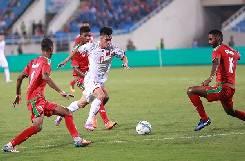 Soi kèo nhà cái hiệp 1 Oman vs Việt Nam, 23h00 ngày 12/10