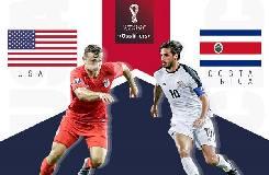 Soi kèo nhà cái hiệp 1 Mỹ vs Costa Rica, 06h00 ngày 14/10