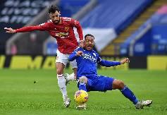 Soi kèo thẻ phạt Leicester vs Man United, 21h ngày 16/10