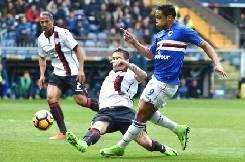 Nhận định, soi kèo Cagliari vs Sampdoria, 17h30 ngày 17/10
